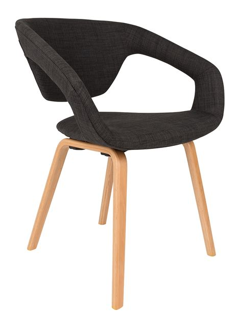 zuiver chaise flexback chair zuiver