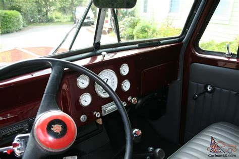 willys jeepster interior 1955 willys pickup truck 4wd new paint interior some