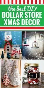 Diy, Dollar, Store, Christmas, Decor