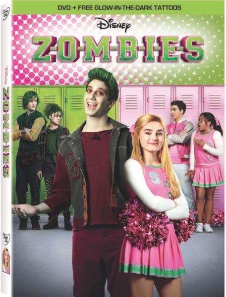 zombies dvd disney