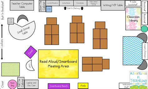 preschool classroom arrangement diagrams digital classroom layout 189
