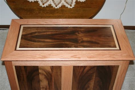 how to make a blanket chest