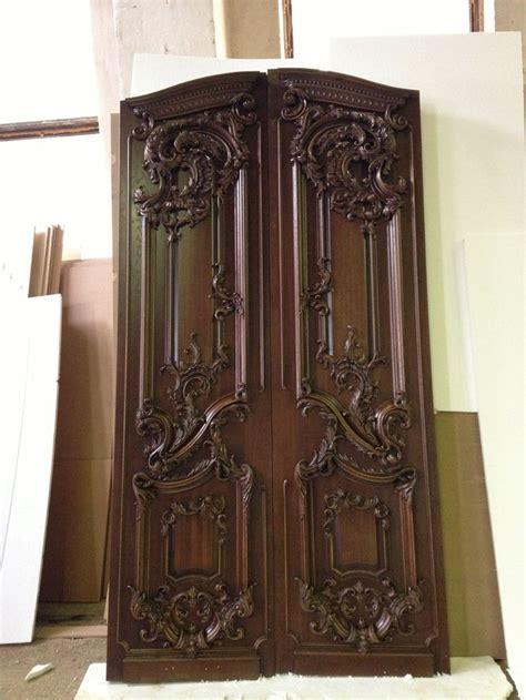 Door Designs by Wood Carved Front Entrance Door Door Designs