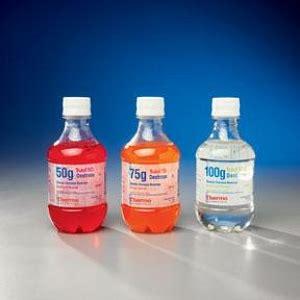 trutol glucose tolerance test beverages  fisher