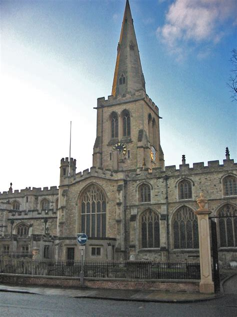 st pauls church bedford wikipedia