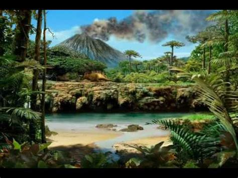 dinosaurs screensaver youtube