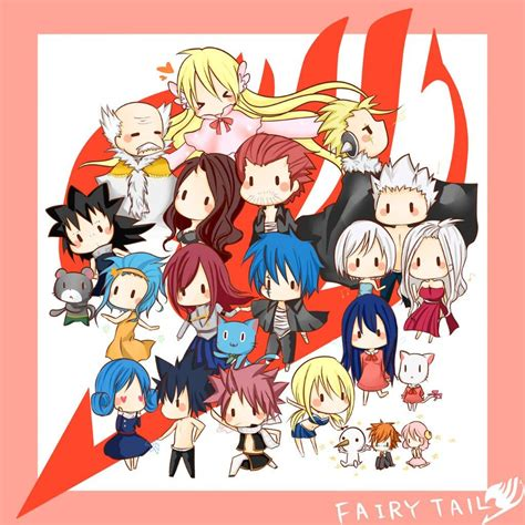 chibi fairy tail anime wallpapers top  chibi fairy