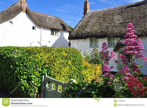 cottage cornovaglia cottage tetto thatched cornovaglia inghilterra regno