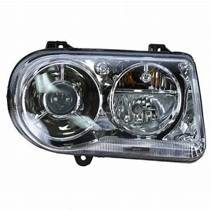 Hid Xenon Headlight Headlamp Rh Right Passenger Side For