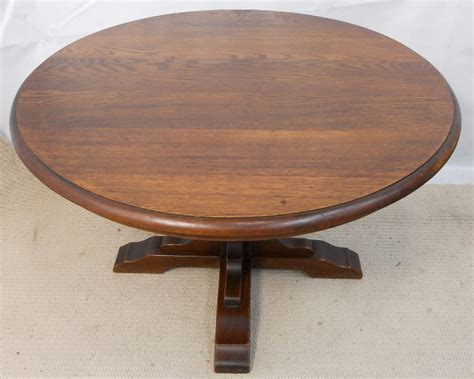 round coffee table base round solid oak pedestal coffee table pedestal coffee