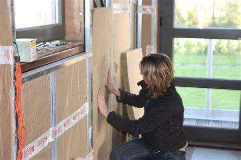 isolation phonique d un faux plafond