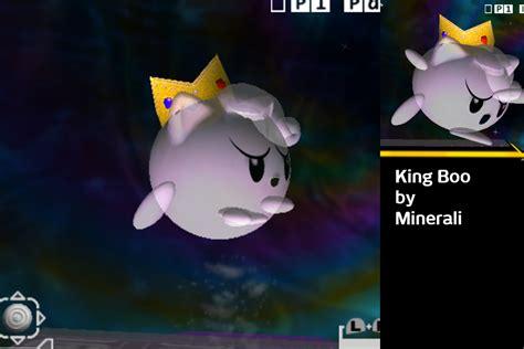 King Boo On Modulous