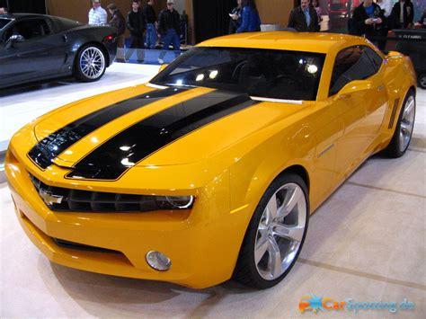 Transformers Bumblebee Camaro Sema 2013