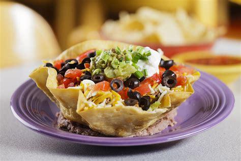 beefy taco salad recipe