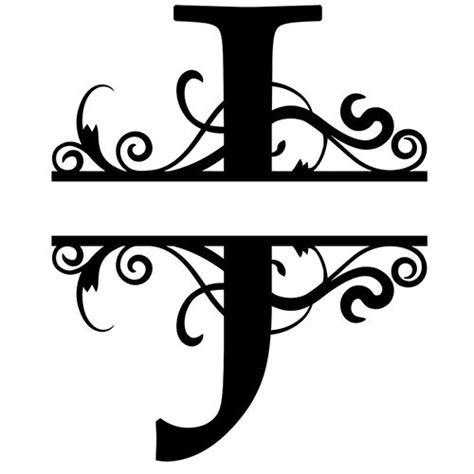 decals stickers vinyl decals car decals  monogram fonts cricut monogram monogram fonts