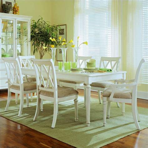 coastal dining room sets drew camden rectangular casual dining set in