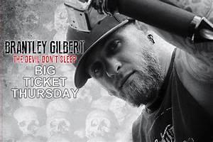 Win Brantley Gilbert Concert Tickets and Album on B104 ...