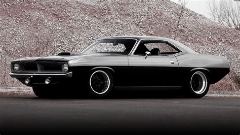 Plymouth Hemi Cuda '70 Vehicles Cars Auto Tuning Custom
