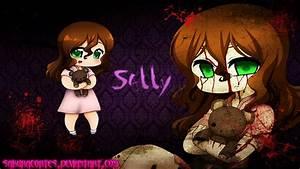 Creepypasta Sally Wallpaper by sakuracortes on DeviantArt