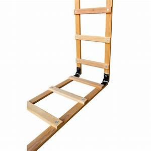 Achat Echelle De Toit : echelle de toit pour couvreur bois pliante ~ Edinachiropracticcenter.com Idées de Décoration