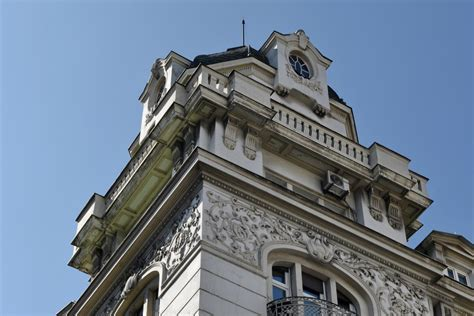 Free picture: baroque capital city European facade