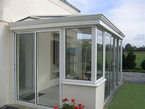 sas d39entree verandas bourdel With veranda pour porte d entrée