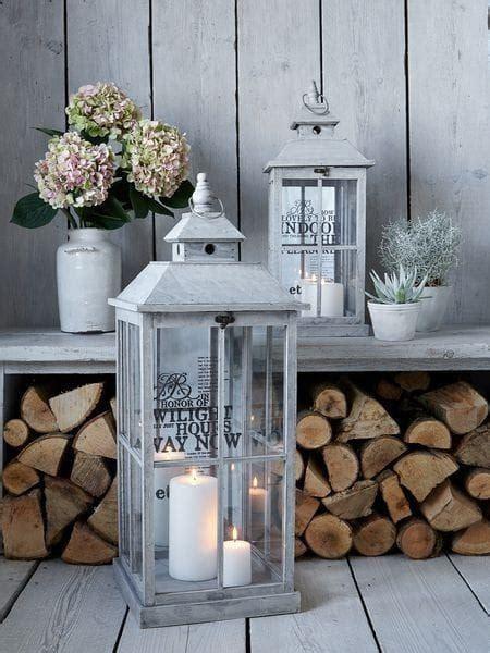 lanterne per candele da esterno lanterne fai da te 22 idee creative per casa e giardino