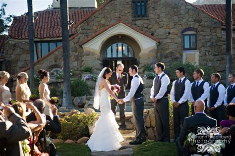 Wedding Ceremonies Mt Woodson Castle