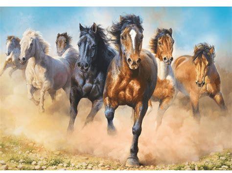Sestavljanka Konji 2000 delna | Trgovina Eigrače.com
