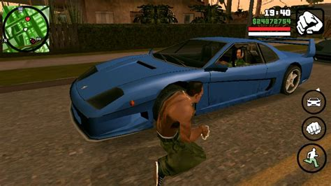 Gta San Andreas Sports Cars For Gsf Android Mod