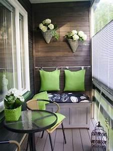 Sitzbank Für Balkon : dachterrasse und balkon dekorieren 30 ideen f r oase in der gro stadt ~ Buech-reservation.com Haus und Dekorationen