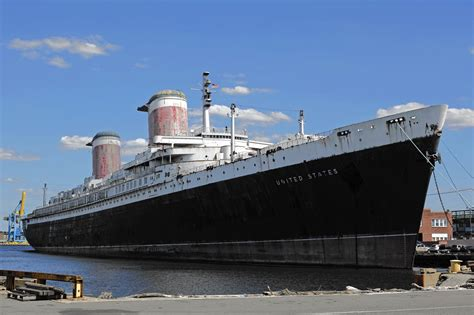 Will SS United States Become Cruise Ship Again? - The ...