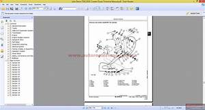 John Deere 750c 850c Crawler Dozer Technical Manual