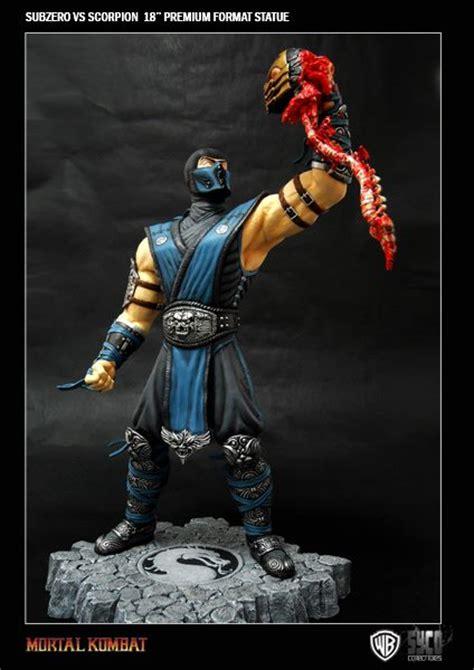 scorpion  premium format statue