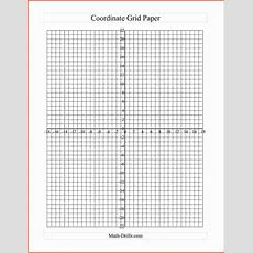 Free Grid Paper Printable Template  Free Printable Graph Paper  Grid Paper