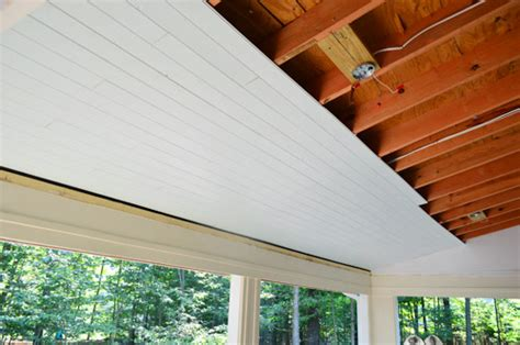 ceiling fans for sunrooms how to install a wood plank ceiling house