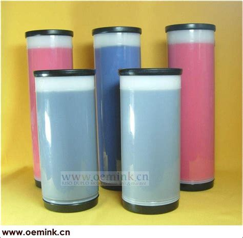 See american commerce ins's products and customers. CR TR Series Consumables Digital Duplicator Inks and masters roll B4