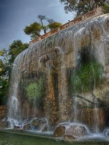 Waterfall Castle Hill Nice