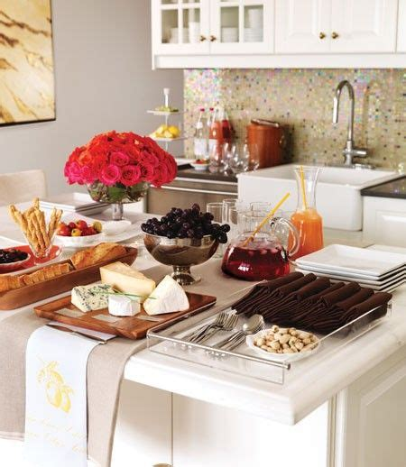 Kitchen Buffet Dinner by Let Your Feast Be With These