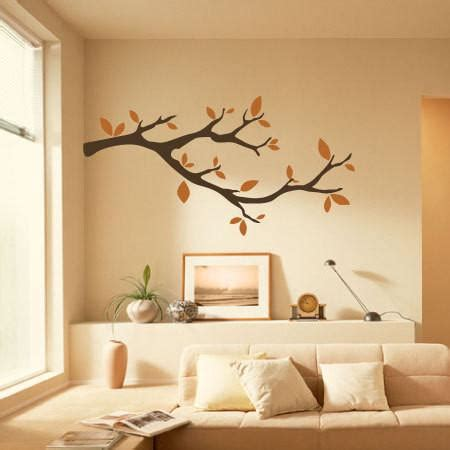 whimsical little part tree branches wall decals nuesery