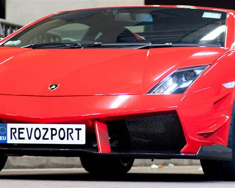 Revozport Super Trofeo Style Front Bumper Mesh Grill