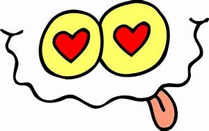 Valentine Laughing Face Clip Art at Clker.com - vector ...