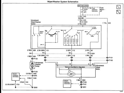 2003 Buick Rendezvou Wiring Diagram by 2004 Buick Lesabre Radio Wiring Diagram Wiring Forums