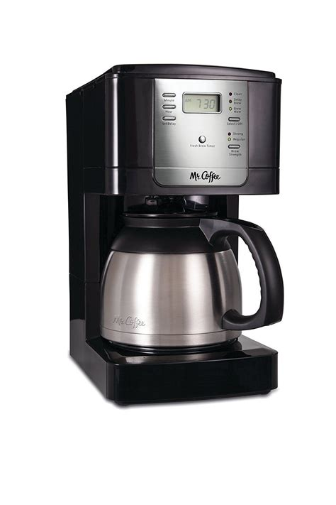 One notable feature is the capacity in certain keurig models for brewing drip coffee in addition to single cups. Amazon.com: Mr. Coffee JWTX85 8-Cup Thermal Coffeemaker, Stainless Steel: Drip… | Stainless ...