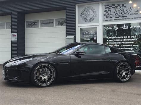 perfekt jaguar  type facelift vom tuner tvw car design
