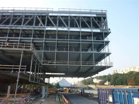 siege social sci siège social de gl events les docks pavillon 8 batiserf