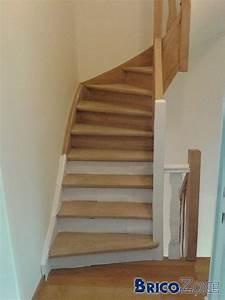 peindre un escalier en blanc laque ciabizcom With charming peindre un escalier en blanc 3 les 25 meilleures idees concernant escaliers peints sur