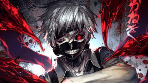 Tokyo Ghoul Anime Wallpaper - tokyo ghoul ken kaneki mask 5 anime background animewp