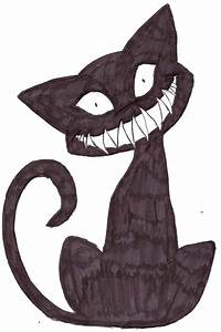 The Creepy Cat Stare by DarkPanther419 on DeviantArt
