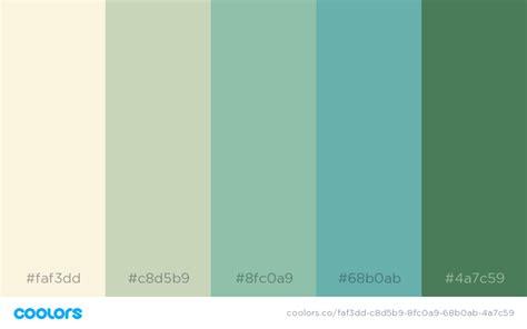 4 color palette 34 beautiful color palettes for your next design project
